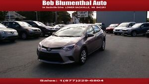 2014 Toyota Corolla LE Back-Up Cam Htd Seats ($58 weekly, 0 down