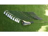 Hippo/Cobra golf club set