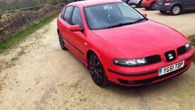 Seat Leon Cupra 12 month Mot and taxed **STILL AVAILABLE NOW**180 BHP **