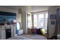 Very large, bright bedroom few mins walk to Princesshay