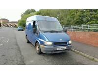 Ford Transit 2004 260 SPARES OR REPAIR PARTS NEEDS WELDING