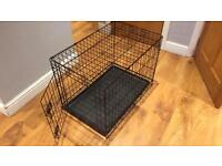 Small dog crate purchased Dec 16