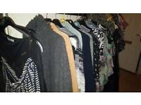 plus size 22-24 LADIES fashionable clothes cardigans blouses tops dresses etc
