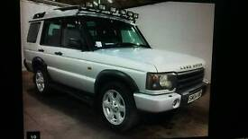 Landrover discoverey td5 s 7 seater stunning