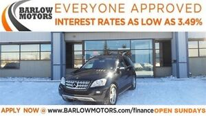 2010 Mercedes-Benz M-Class ML350 4MATIC (APPLY NOW DRIVE NOW)