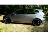 Honda civic type r ep3 replica modified not vw golf or astra vxr