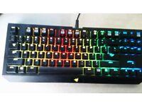 Razer Black Widow Tournament Edition Chroma Keyboard