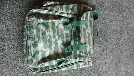 Cath Kidston crocodile oil cloth backpack