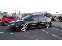 Vw bora (ex show car)