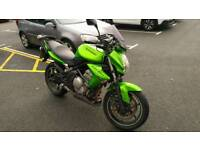 Kawasaki ER6-N 2008 25k miles good condition