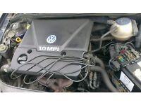 2001 VW Polo 6N2 1.0 8 valve engine