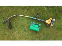 "McCulloch TM210 ""Pull Start"" Petrol Strimmer / Grass Trimmer"