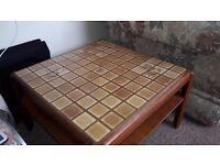 ceramic coffee table