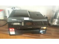 Brother A3 duplex scanner copier printer
