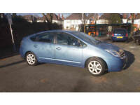 2008(58)TOYOTA PRIUS T4 1.5VVT-I AUTOMATIC HYBRID MET BLUE,NICE SPEC,CLEAN CAR,£10 TAX,GREAT VALUE