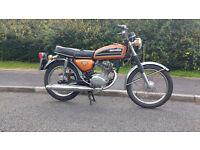 1975 CB125S