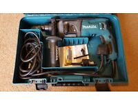 Makita HR2230 240V SDS plus Rotary Hammer Drill - excellent fully working condition