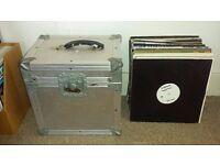 EPIC Drum & Bass Vinyl Collection + RECORD BOX - LIQUID / Hospital / Calibre etc