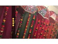Mendhi home and event decor