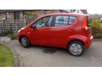 2010 vauxhall agila 1 2l manual petrol - low mileage - £1600 ono
