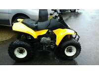 Quad bike Kazuma Panda 100cc 4 stroke semi automatic, great runner