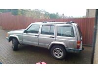 Jeep Cherokee, 2001, 2.5 TD for spares/repairs