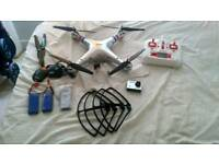 Syma x8g drone/quadcopter with hd camera.