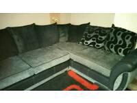 Corner sofa large dfs