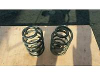 2006 Vauxhall Vectra Rear coil Springs
