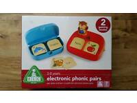 ELC Electronic Phonic pairs as New