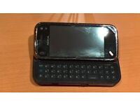 Nokia N97 Mini (black). Used but excellent condition. Vintage old school