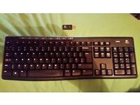 Logitech K260 wifi keyboard