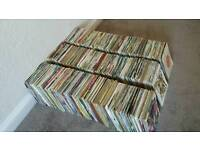 Vinyl record collection 900+ 7inch