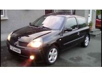 Reanult Clio, Cheap, Accept Offers