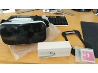 New 3D Virtual Reality Headset Phone 3D Glasses