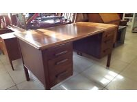 Abbess Enduring Woodware Desk