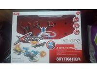 Skyfighter Dual 2 Drones