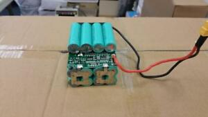18650 battery Rechargeable High Drain Battery packs can be separated if required.