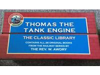 Thomas the Tank Engine The Classic Library