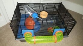 ROTASTAK HAMSTER GERBIL SMALL RODENT INDOOR CAGE