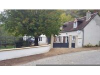 France, Near the castles of loire, near Tours, in Montrichard house of 170m2