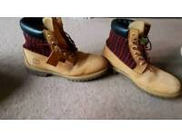 Men's timberland shoes boots 10.5