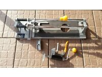 WORKZONE TILE CUTTER . F 5