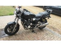 For Sale Yamaha XJR 1300 In black Very reliable only done 34000 miles