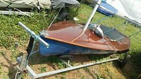 Sailingdinghy