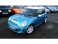 MINI Hatch 1.6 Cooper S 3dr, FULL SERVICE HISTORY, HPI CLEAR, GOOD CONDITION, DRIVES SMOOTH