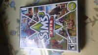 Sims 3 Pets (Still in package)