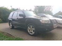 SUBARU FORESTER 2.5 XT AUTO BLACK GREAT CAR