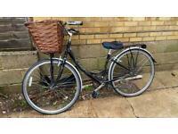 Vintage women's Rayleigh Varsity bicycle