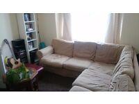 L Shaped/Corner Sofa in good condition